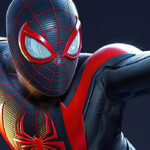 Marvel's Spider-Man Miles Morales cover review recenzija opis