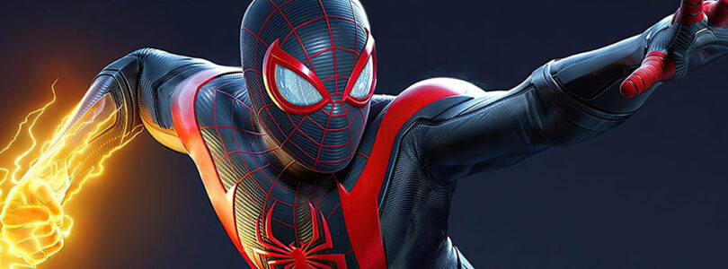 Marvel's Spider-Man Miles Morales cover review recenzija opis