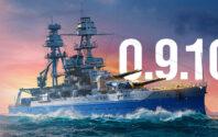 World of Warships dobio još jedan važan apdejt