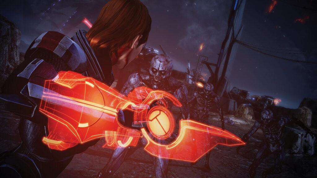 Mass Effect Legendary Edition screenshots