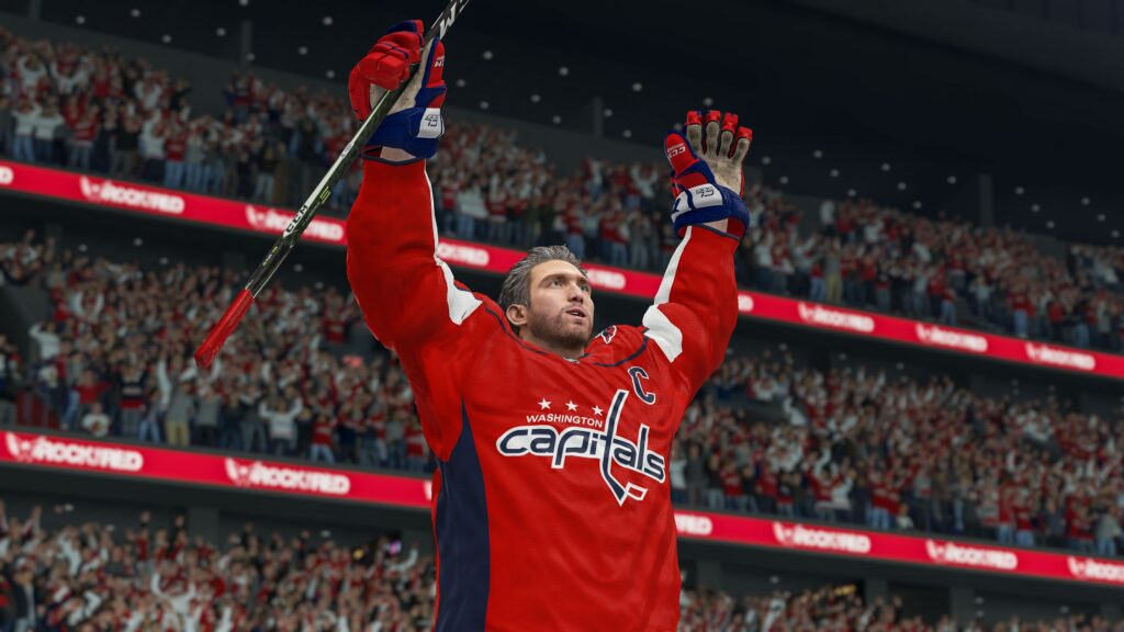 NHL 21 review screenshots