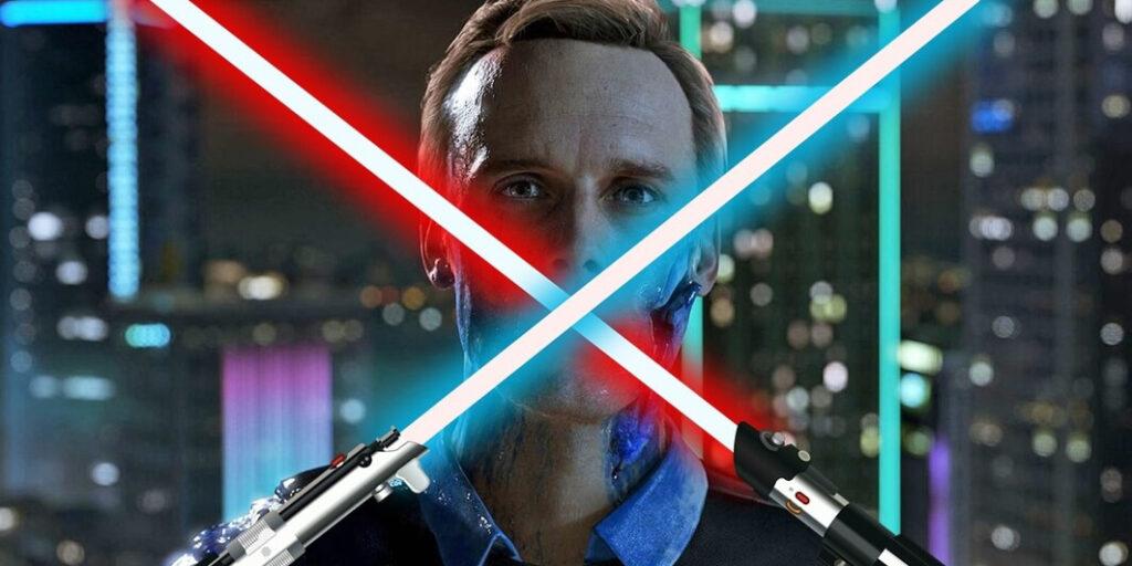 Star Wars Quantic Dream
