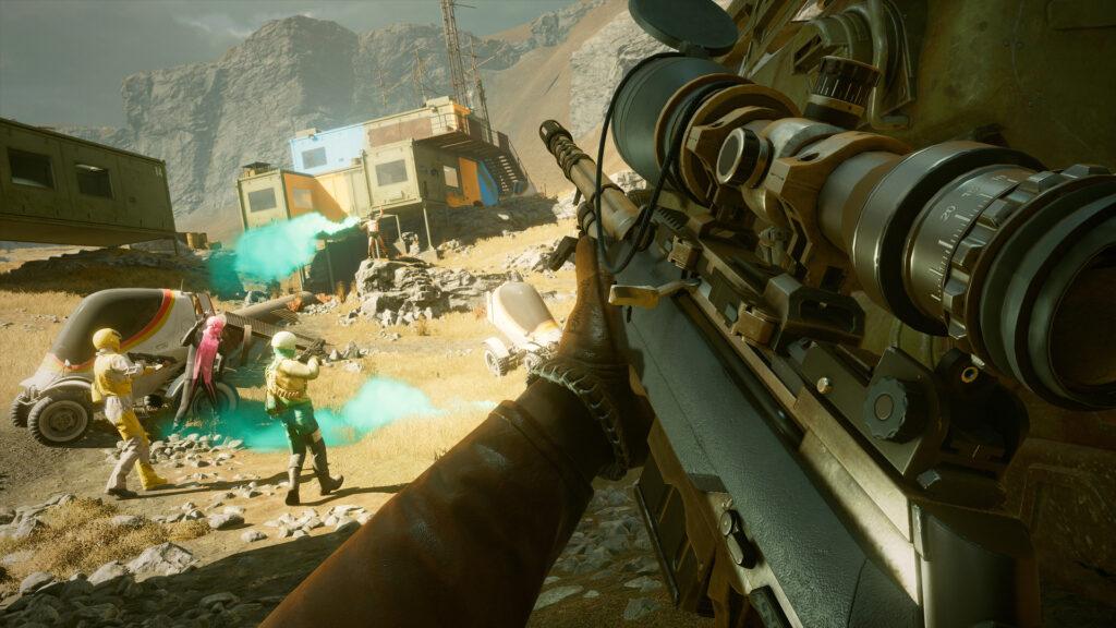 Deathloop screenshots