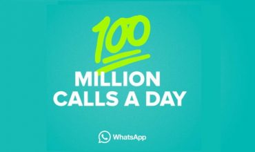 WhatsApp 100 miliona poziva