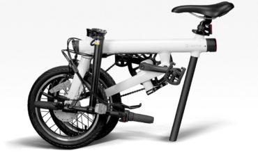 Xiaomi predstavio sklopljivi električni bicikl
