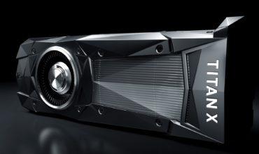 Nvidia Titan X Pascal