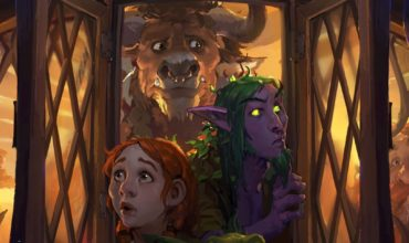 hearthstone whispers of the old gods card opening