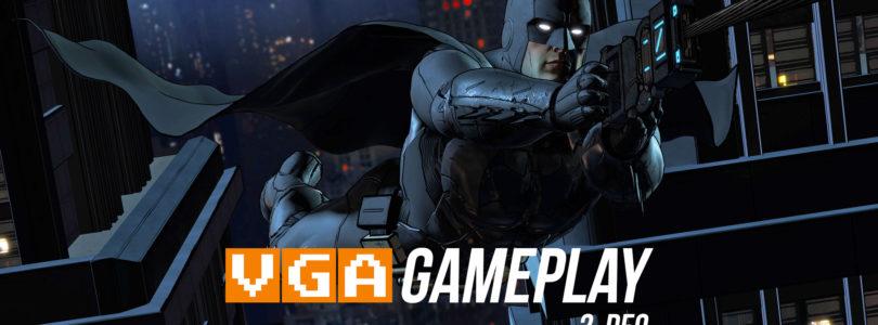 VGA gameplay Batman