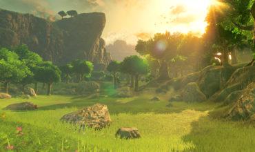 Zelda Breath of the Wild trejler