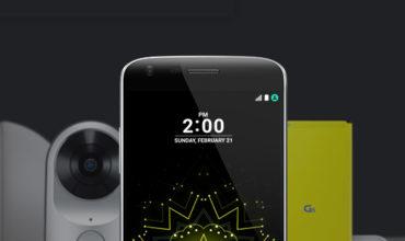 LG G5 mobilni telefon