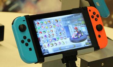 Nintendo Switch konzola prodaja