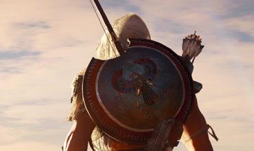 Assassin's Creed Origins cover