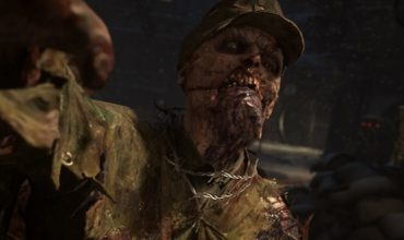Call of Duty WWII Zombies cover