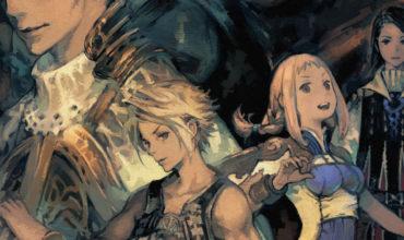 Final Fantasy XII Zodiac Age cover