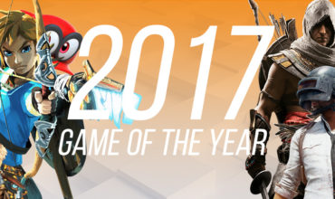 Game of the Year VGA GOTY 2017