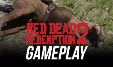 Red Dead Redemption 2 Gameplay - Avanture Djixx i sirotog konjića sajt