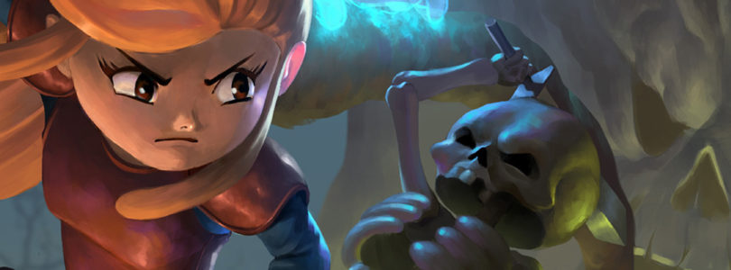 Battle Princess Madelyn cover review opis recenzija