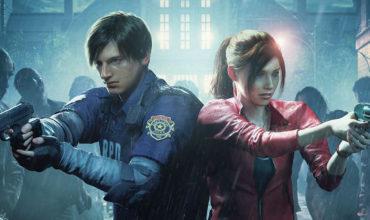 Resident Evil 2 2019 cover review opis recenzija