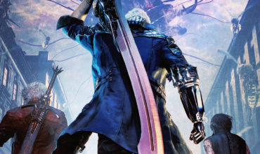 Devil May Cry 5 Cover review recenzija opis