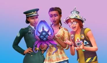 The Sims 4 Strangerville na testu
