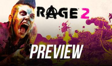 Rage 2 preview demo prvi pogled videogame arena
