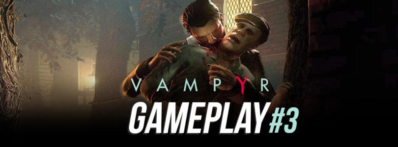Vampyr Gameplay Djixx VideoGame Arena VGA deo 3