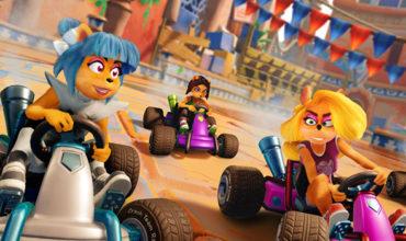 Crash Team Racing Nitro-Fueled dobija besplatni Grand Prix sadržaj