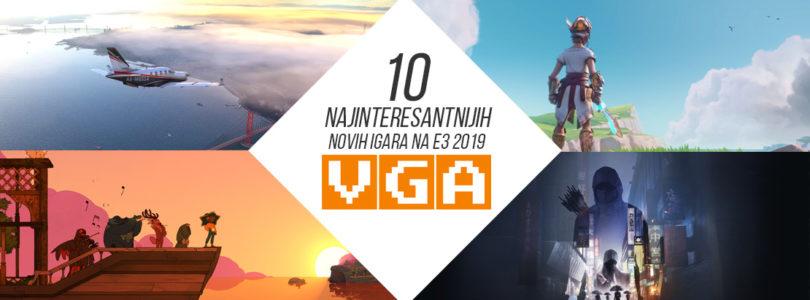 E3 2019 nove igre najinteresanije najave