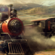 Railroad Corporation cover review recenzija opis