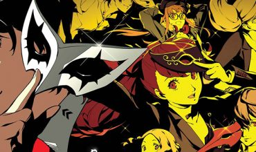 Persona 5 Royal recenzija opis review cover
