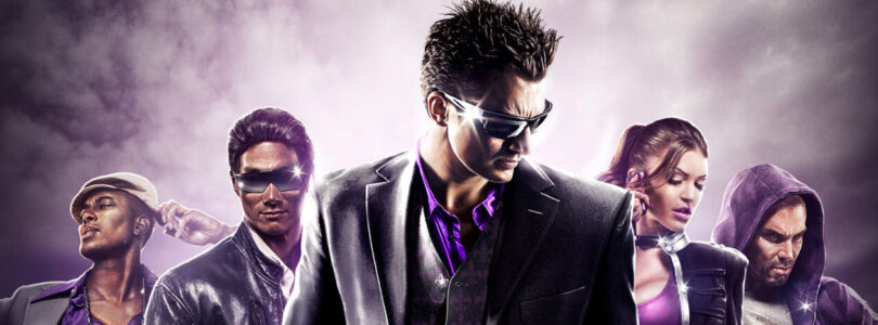 Saints Row The Third Remastered cover review recenzija opis
