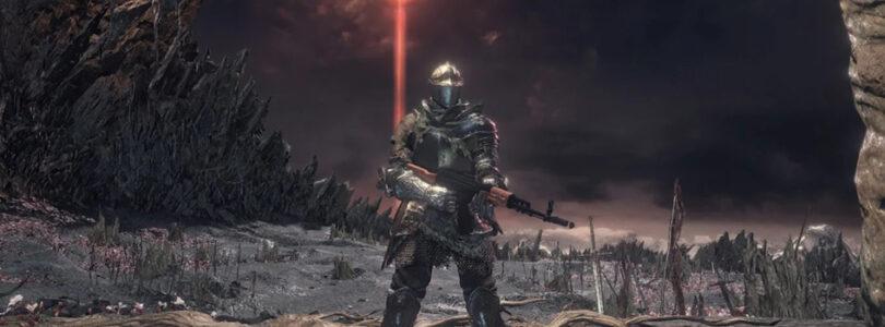 Neko je ubacio automatske puške u Dark Souls 3
