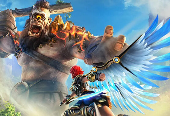 Immortals Fenyx Rising cover review recenzija opis